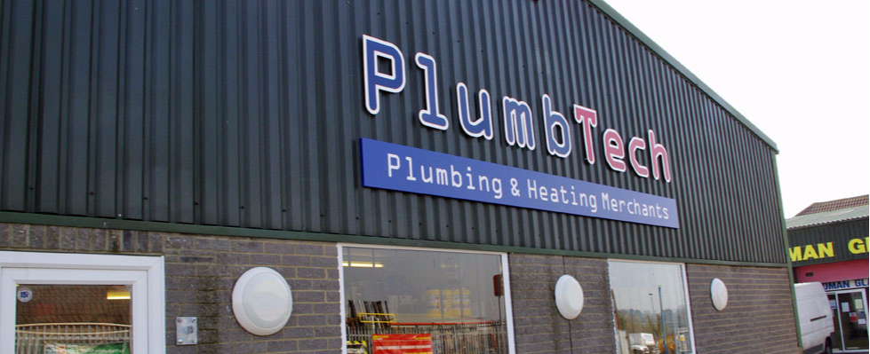 Plumbtech Supplies Shop Front